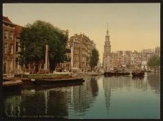 Amsterdam - Munttoren