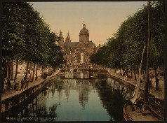 Amsterdam - Voorburgwall