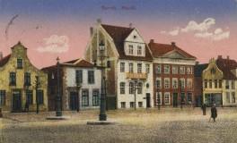 Aurich - Marktplatz 1928