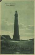 Borkum - Leuchtturm 1928