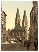 Bremen - Kaiser Wilhelm Platz