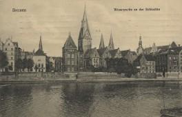 Bremen - An der Schlachte