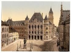 Bremen - Gerichtsgebäude