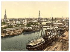 Bremerhaven - Neuer Hafen I