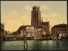 Dordrecht - Damm am Maashaven