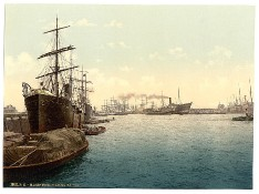 Hamburg - Hansahafen II