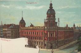 Hamburg - Postgebäude
