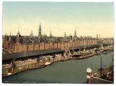 Hamburg - Speicherstadt I