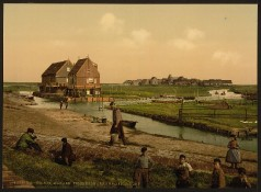 Insel Marken - Kerkbuurt