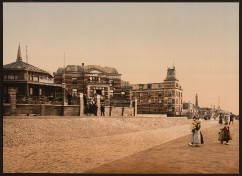 Scheveningen - Strand und Hotels I