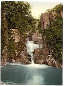 Schottland - Bracklinn Falls