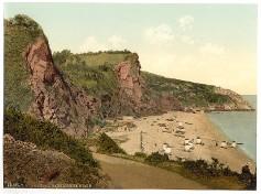 Torquay - Babbacombe Beach