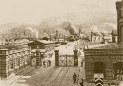 Wilhelmshaven - Kaiserliche Werft 1894
