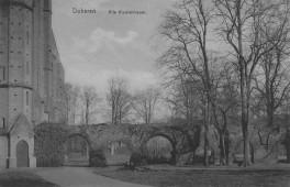 Bad Doberan - Alte Klostermauer