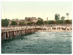 Kolberg - Strandschloss