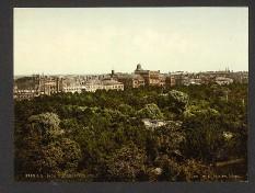 Riga - Blick vom Dom