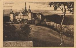 Rügen - Schloss Ralswiek