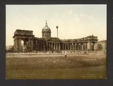 Sankt Petersburg - Kasan-Kathedrale