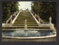 Sankt Petersburg - Peterhof Goldene Treppe