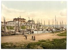 Büsum - Hafen