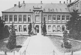 Eckernfoerde - Bauschule 1891