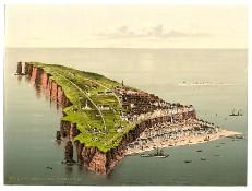 Helgoland - Vogelperspektive
