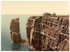 Helgoland - Nordspitze und Hengst I