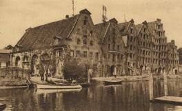 Luebeck - Alte Speicher