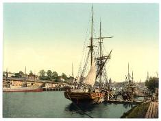 Luebeck - Hafen