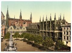Luebeck - Marktplatz