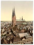 Luebeck - Marienkirche I