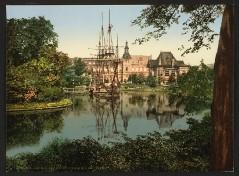 Kopenhagen - Park im Tivoli