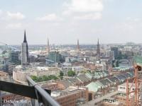 Elbphilharmonie - Ausblick I
