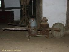 Milchkarre - 1735