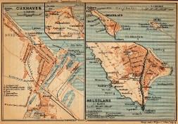 Cuxhaven / Helgoland