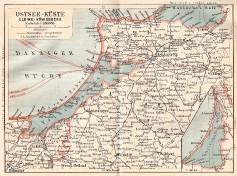 Elbing - Königsberg 1910