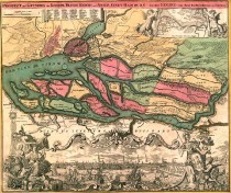 Hamburg um 1600