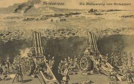 Antwerpen - Belagerung