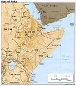 Horn von Afrika