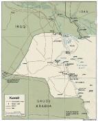 Landkarten H-L