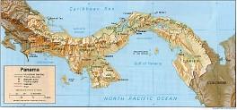 Panama-Relief