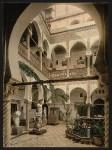 Algier - Museum Eingangshalle I