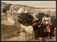Algier - Terrasse