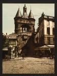 Bordeaux - Uhrentor