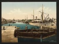 Caen - Hafen