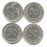 DE - 50 Pfennig