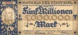 Kiel - 5 Millionen