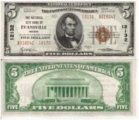 USA - 5 Dollar