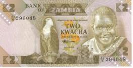 Zambia - 2 Kwacha