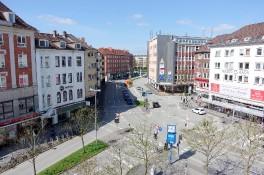 67B - Dreiecksplatz II